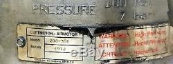 Graco Bulldog 551 Air Motor / Pump & 5 Gallon Drum Un-Loader 2.5 GPM #31