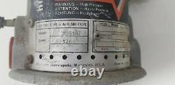 Graco Monark Air-Powered-Pump 205638 J7G MAX GPM 2.5 & Air-Motor 205997 G7E