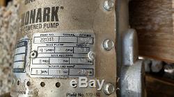 Graco Monark Air Powered Pump 224343 and Air Motor 205997, 2.5 GPM, 51 Ratio