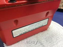 HK Porter HKA01 Air Operated Hydraulic Pump 7,800 PSI Made
