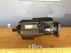 HYDRAULIC DUMP PUMP C 102-25-2.5 RIGHT DIRECT MOUNT MANUAL with AIR SHIFT