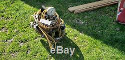 HYTORC Air Pump MODEL A for Hydraulic Torque Wrench 10,000 PSI or 700 Bar