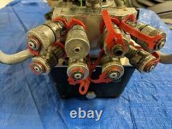 HYTORC HY-AIR-2 HYDRAULIC PUMP 10,000 psi WRENCH PUMP