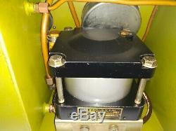 Hanmi Hydraulics Ahp-2500 Air Operated Hydraulic Pump / Bolt Tensioner Pump