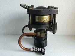 Haskel A04 Air Driven Fluid Pump 600 PSI Oil or Water, Ratio 41