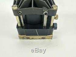 Haskel AW-100 Air Driven Fluid Pump 1001 Ratio 1.5HP 16,500PSI Liquid