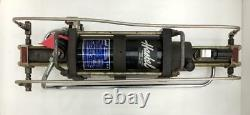 Haskel Agd-62 Air Driven Non Lubricated Single Stage Gas Booster 9000 Psi Wp