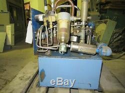 Haskel Air Driven 1001 Hydraulic Fluid Pump Mod 56752 Awd11-100 16,500 Psi