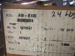 Haskel Air Driven Fluid Pump AW-B100, 1001, New In Box