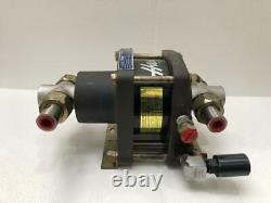 Haskel Asfd-35 Air Driven Liquid/ Fluid Pump 5700 Psi 393 Bar 351 Ratio New