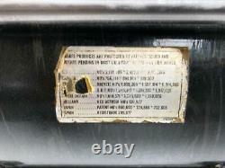 Haskel Gw-35 Air Driven Fluid Pump 4375 Psi Max Pressure Nom. Ratio 35 #1