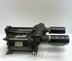 Haskel Gw-35 Air Driven Fluid Pump 4375 Psi Nom. Ratio 35 (2) -free Shipping