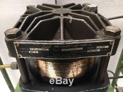 Haskel Hf-b300 Air Driven Fluid Pump 50,000 Psi Pump 2000 Bar Gauge (1)