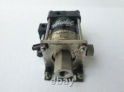 Haskel MS-71-51794 Air Driven Liquid / Fluid Pump 8800 PSI, 0.33 HP, Ratio 711