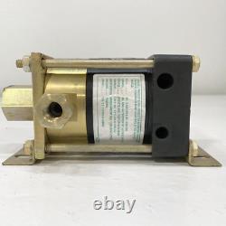 Haskel M-188 Air-Driven Liquid Pump, 15000 PSI