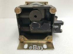 Haskel M-21 Air Driven Fluid/ Liquid Pump Pressure 2600 Psi -free Shipping