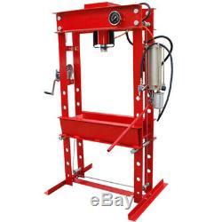 Heavy Duty 45 Ton Air Hydraulic Floor Shop Press Air Pump