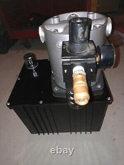 Heypac Hydraulic Power Unit air-powered Model GX10-NSE TESTED 2hp 1000psi