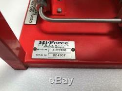 Hi-force Ahpcr10 Air Graphical Fluid/ Liquid Hydro-static Test Pump 69 Bar