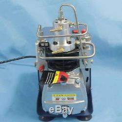 High Pressure 110V 30MPa 4500PSI PCP Electric Air Compressor Pump System