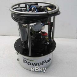 Hydratight Powapak Three Stage 10000 PSI Hydraulic Torque Wrench Pump Air Ultra
