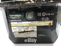Hydratight Za4204tx-a Air Hydraulic Pump For Torque Wrench 700 Bar/10,000 Psi #1