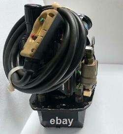 Hydratight Za4204tx-a Air Hydraulic Pump For Torque Wrench 700 Bar/10,000 Psi #3