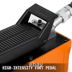 Hydraulic Air Foot Pump 10000 PSI For Auto Body Frame Machines