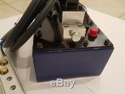 Hydraulic Air Pump /w Remote Control Snap-On Industrial williams / bva 5AS380L