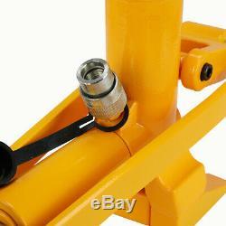 Hydraulic Bead Breaker Tire Changer 10000PSI Air Foot Pump Truck Pneumatic