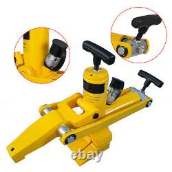 Hydraulic Bead Breaker Tractor Truck Tire Changer Foot Pump Air Hose Durable New