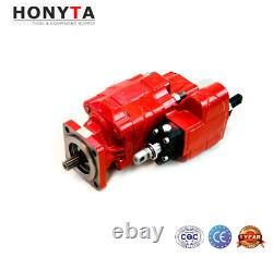 Hydraulic Dump Pump C101 Series Mount with Air Shifters C101-20-AS-R, NEW