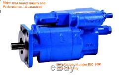 Hydraulic Dump Pump C102-RAS-25, CW, Air Control, Ref Parker C102D-2.5-AS free sh