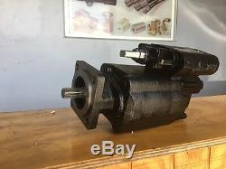 Hydraulic Dump Pump C 102-25-2.5 Left Direct Mount Manual (no Air Shift)