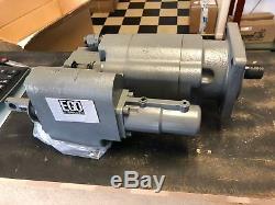 Hydraulic Dump Pump Ev-c102-25 Ccw, Air Shifter