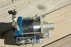 Hydraulic International Air Driven Liquid Pump model# SS-25-R