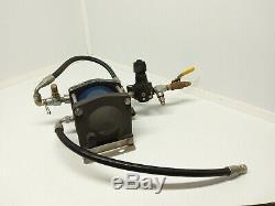 Hydraulic Intl Inc Air Driven Liquid Pump 5l-SS-60