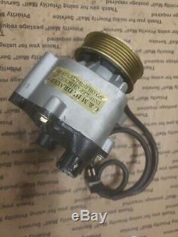 Hydraulics Air Pump with Clutch Rebuilt Mercedes For 380SEL 380SL 380SLC 380SEC