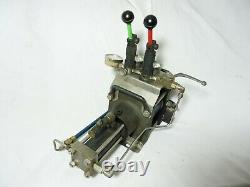 Hydraulics International air driven gas booster Model 80900 -100 Untested