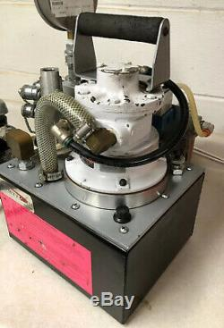 Hytorc-air Model D Hydraulic Torque Wrench Pump #19011