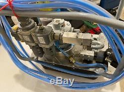 Hytorc air driven hydraulic pump