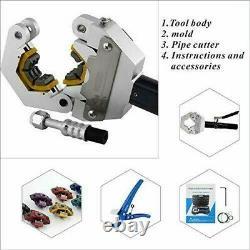 IBOSAD Hydraulic Hose Crimper Hydra-Krimp 71500 Manual A/C Hose Crimper Kit Air
