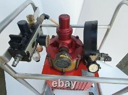 ITH 445 Hydraulic Bolt Tensioner Pump, 2500 Bar / 36259 PSI, Air Driven Bolting