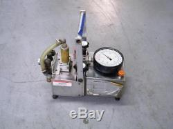 ITH Air Operated Hydraulic Pump 18,000 psi enerpac power pack crimper cutter