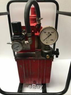 Ith Hydraulic Bolt Tensioner Pump/ Air Driven Fluid Pump Wp 2000 Bar