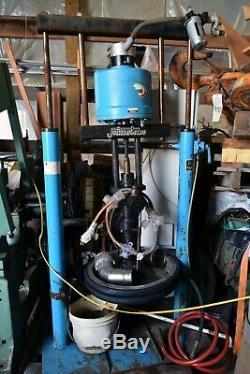 Johnstone Air Pneumatic 55 Gallon Drum Unloading Pump Model JPC 1001 NEW PRICE