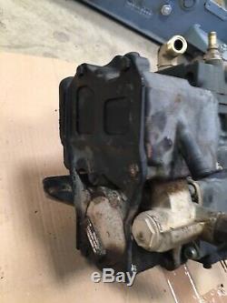 LF DAF Air Compressor And Hydraulic Power Steering Pump