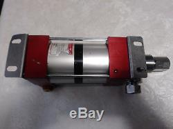 MAXIMATOR PP 189-2 AIR DRIVEN LIQUID PUMP Pressures ratio 1440