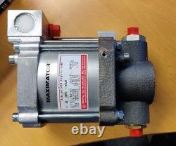 Maximator S35-02 Air Driven liquid Pump