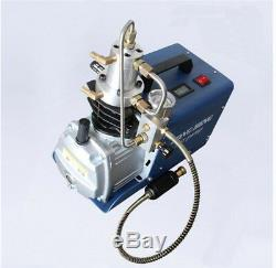 NEW 30MPa 40L/Min Electric High Pressure System Rifle Air Compressor Pump 110V